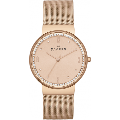 Mini skagen rose swarovski